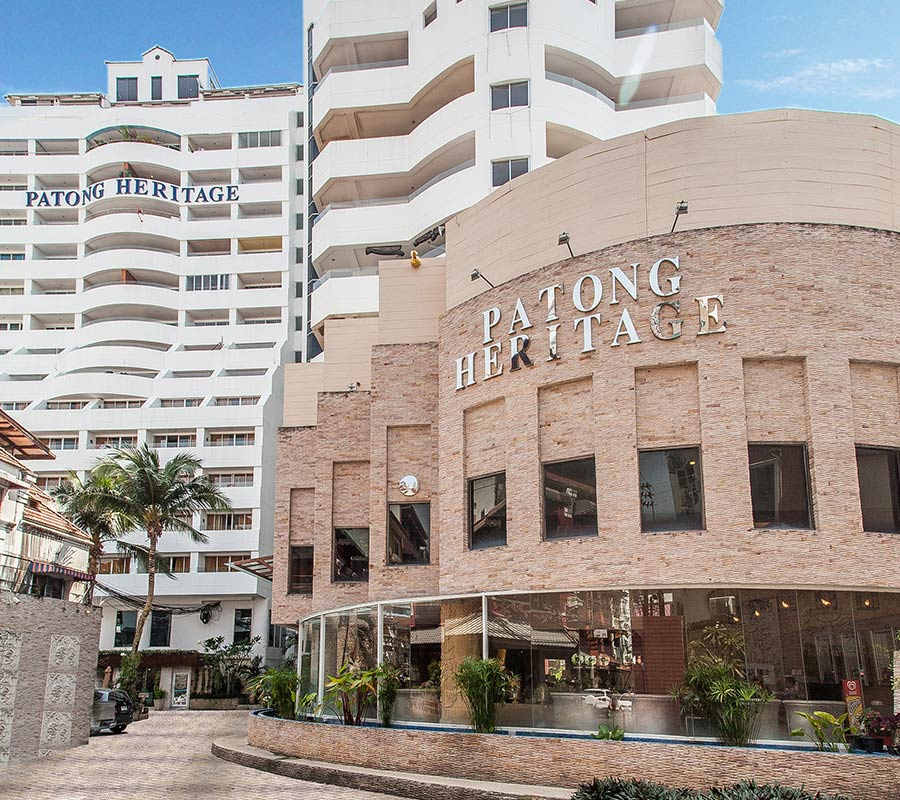 The Patong Heritage Hotel