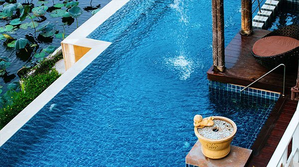 hua hin private pool hotel